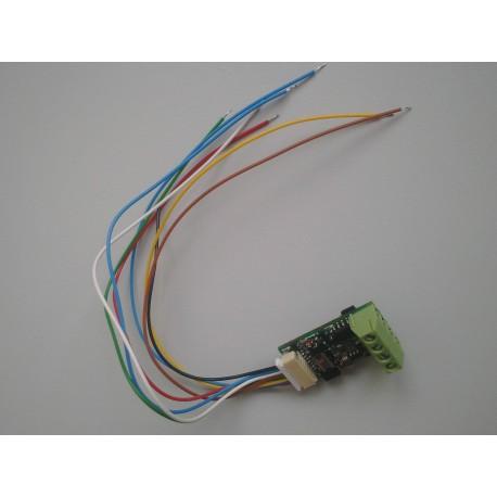 Interfejs uniwersalny on-off i onewire 1wire Fibaro FGBS-001